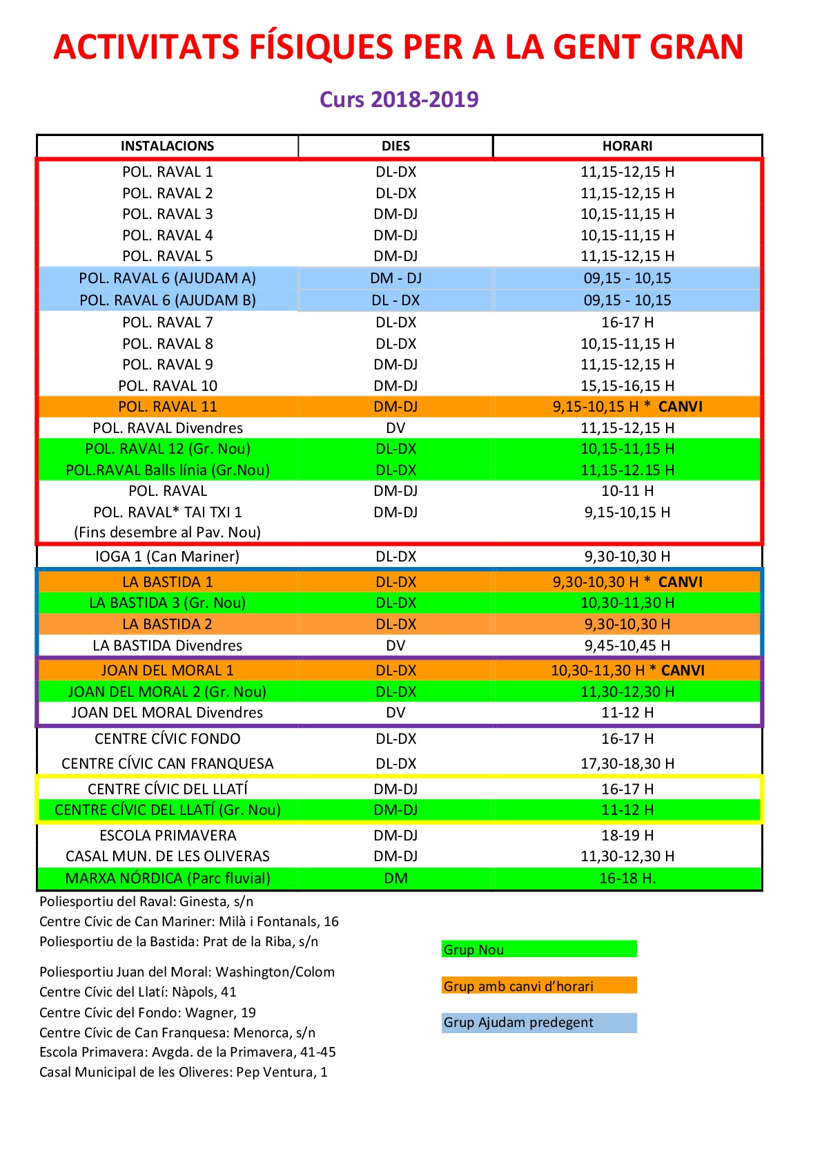 INSTALACIONS I HORARIS 18 19-001